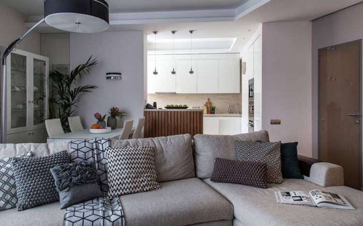 Дизайн однокомнатной квартиры 40 кв.м (96 фото): современные примеры ремонта и обустройства интерьера, проект планировки квартиры-студии