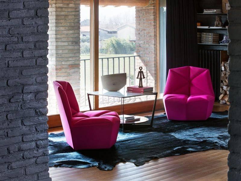 Кресла для гостиной (100 фото): разновидности, примеры в дизайне интерьеров