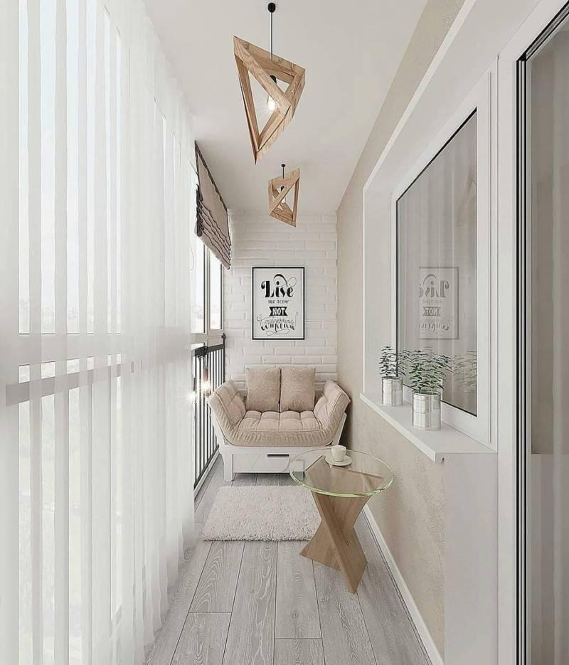 Маленький балкон: современные дизайнерские решения 56 фото, хитрости и нестандартные приемы