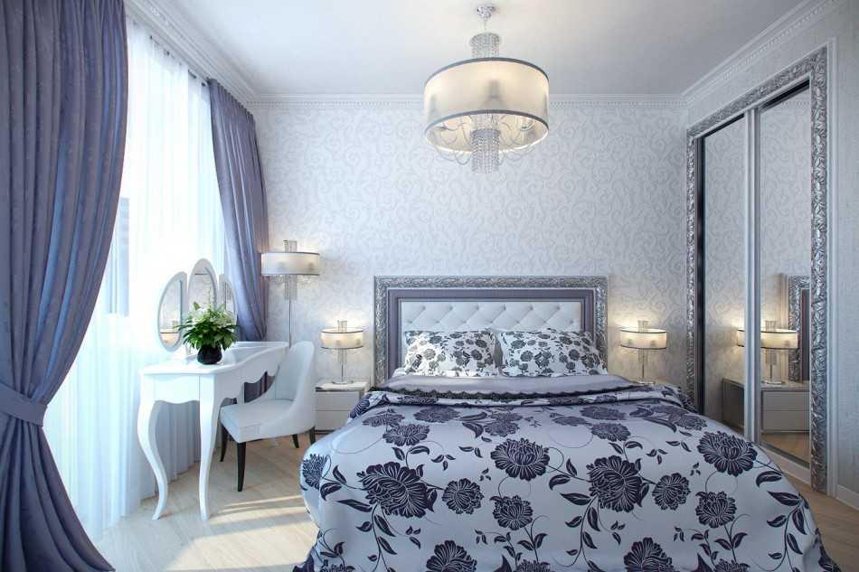 Стильные спальни (101 фото): примеры в средиземноморском стиле и арт-деко, эко-дизайн интерьера, ампир и рококо в спальной комнате