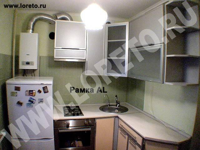 Варианты практичной планировки кухни 6 кв м:  фото дизайна в хрущевке с холодильником и другим оборудованием