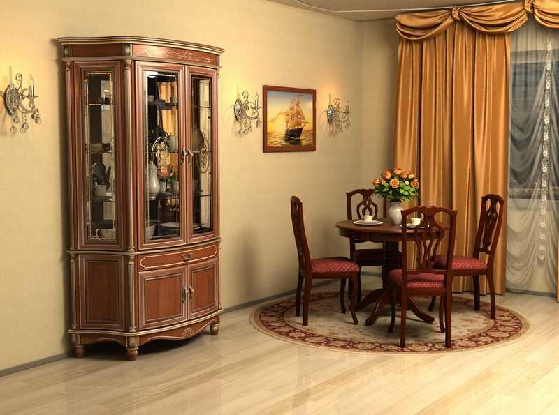 Цвет шкафа в гостиной: ☛ топ-10 вариантов ◈