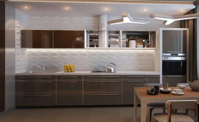 Дизайн кухни 8 м2: красивые проекты и идеи (75 фото)