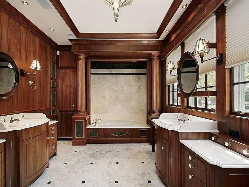 Модная плитка для ванной - 90 фото современных трендов оформления и дизайна