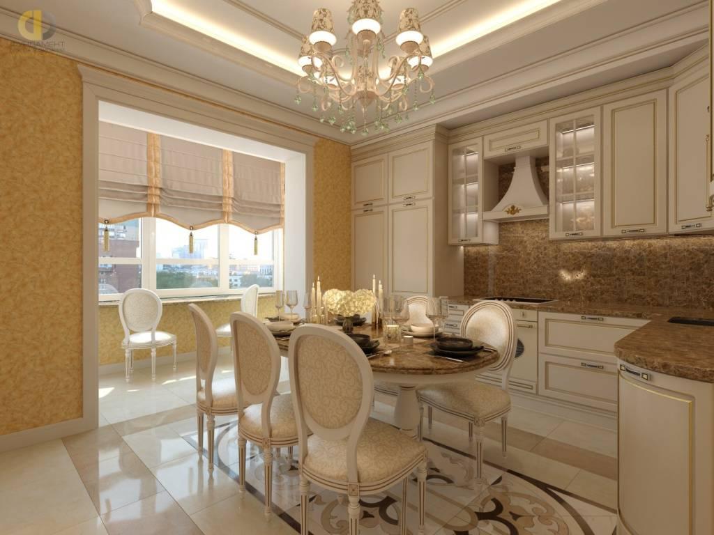 Кухня в классическом стиле: 60 фото, гид по дизайну интерьера
