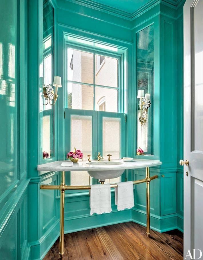 Интерьер в бирюзовых и желтых цветах, бирюзовый цвет в интерьере ванной: фото, купить по акции, цены со скидкой, идеи от westwing