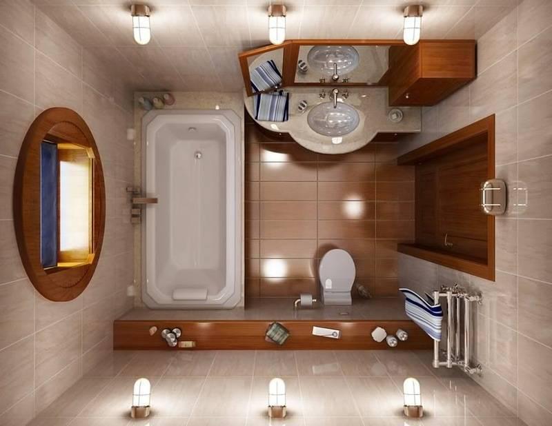 Ванная 8 кв. м. - лучшие советы дизайнеров по оформлению ванной комнаты (120 фото)