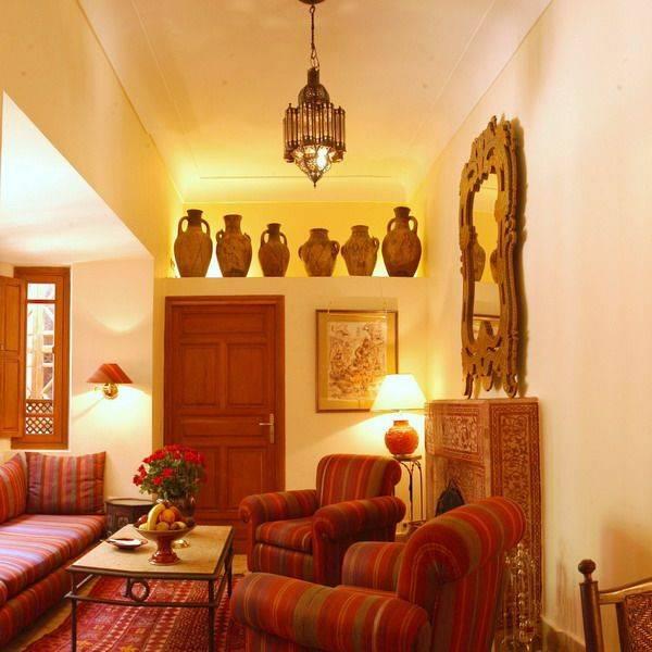 Как использовать марокканский стиль в интерьере