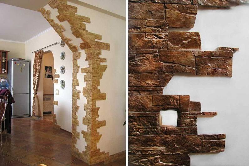 (+94 фото) оформление арки в современном интерьере квартиры и дома