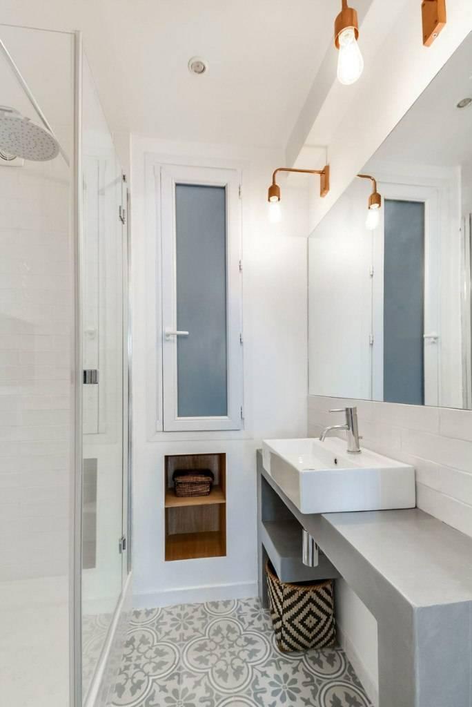Ванные в скандинавском стиле: простые идеи и готовые решения для особого стиля (85 фото)