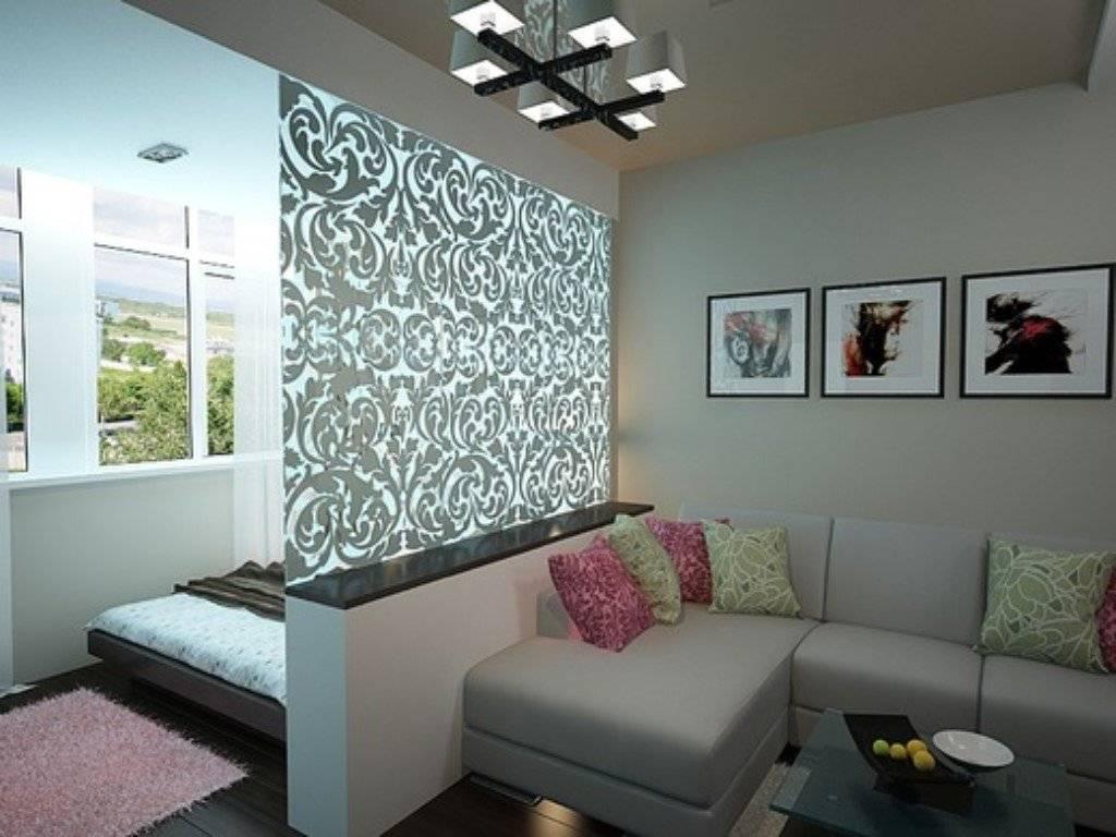 Варианты дизайна спальни 17 кв. м