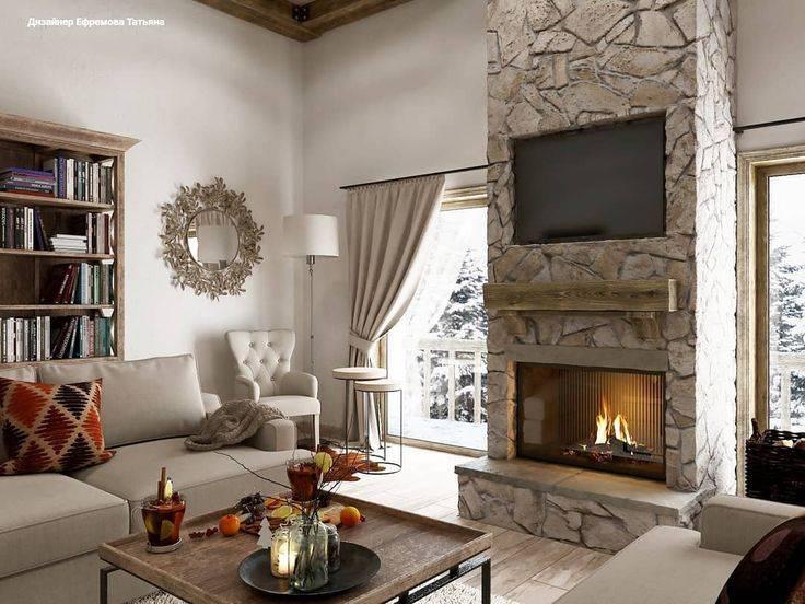 Гостиная в стиле (77 фото): стили «шале» и «барокко» для зала, интерьер комнат, стилизованный под «лофт», оформление помещения в средиземноморском, «хай-тек», морском и «фьюжн» жанре