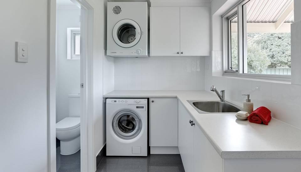 Как встроить стиральную машину