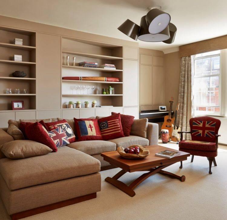 Дизайн интерьера гостиной комнаты - 75 фото идеально оформленных интерьеров гостиной