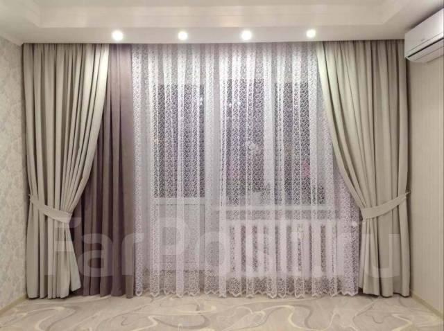 Новинки штор для спальни 2021 года — лучшие фото красивого дизайна