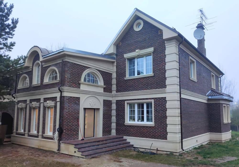 Особенности дизайна домов снаружи