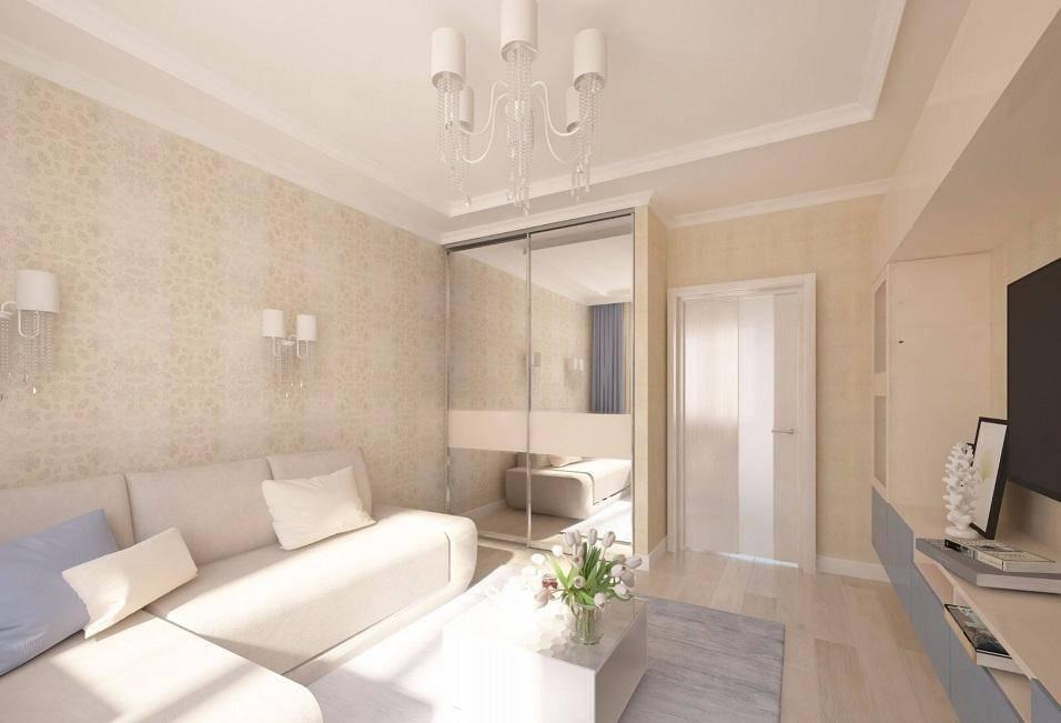 Дизайн квартиры 60 кв. м: решения для пар и семей с детьми