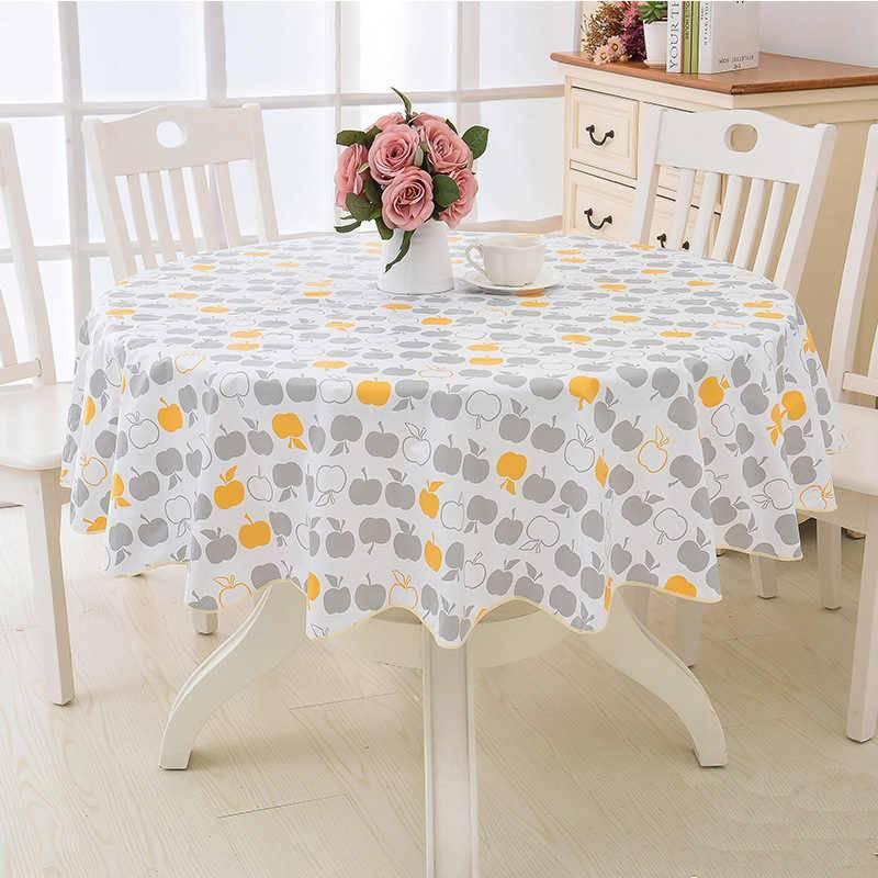 Скатерть на стол для кухни: термоскатерть, водоотталкивающая и силиконовая на кухонный стол