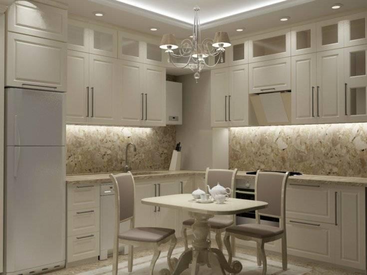 Бежевая кухня – подходящие сочетания цвета и материалов. 110 фото оптимальных идей 2020 года