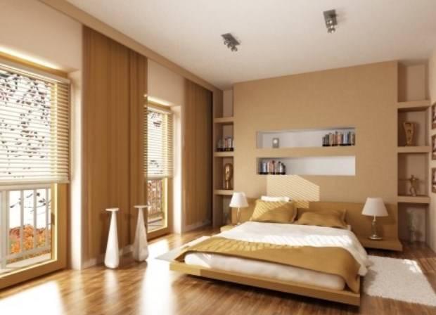 Оформление спальни по фэншуй: правила и особенности