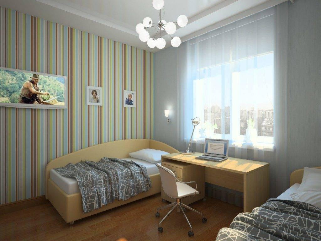 Дизайн и планировка детской комнаты 20 кв м: примеры на фото