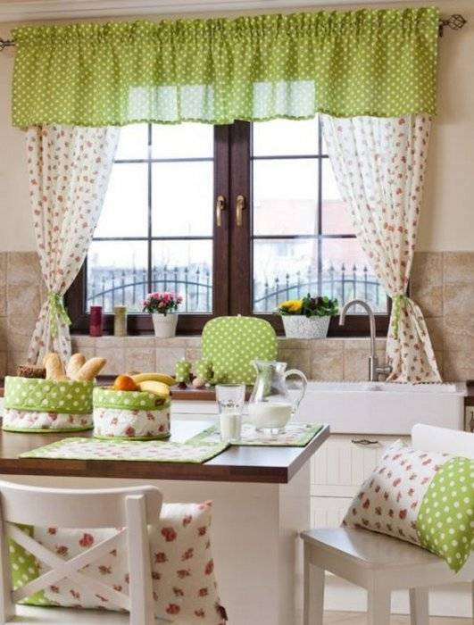 Кухня с большим окном: декор, отделка и идеи дизайна (52 фото)