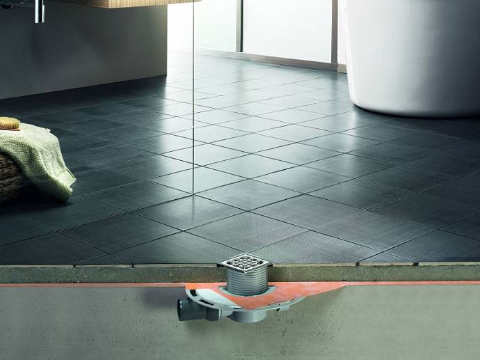 Правила устройства и монтажа трапа для душа под плитку - самстрой - строительство, дизайн, архитектура.