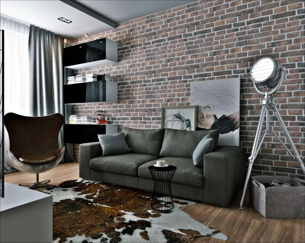 Интерьер и дизайн мужской спальни настоящего холостяка 40 фотоидей