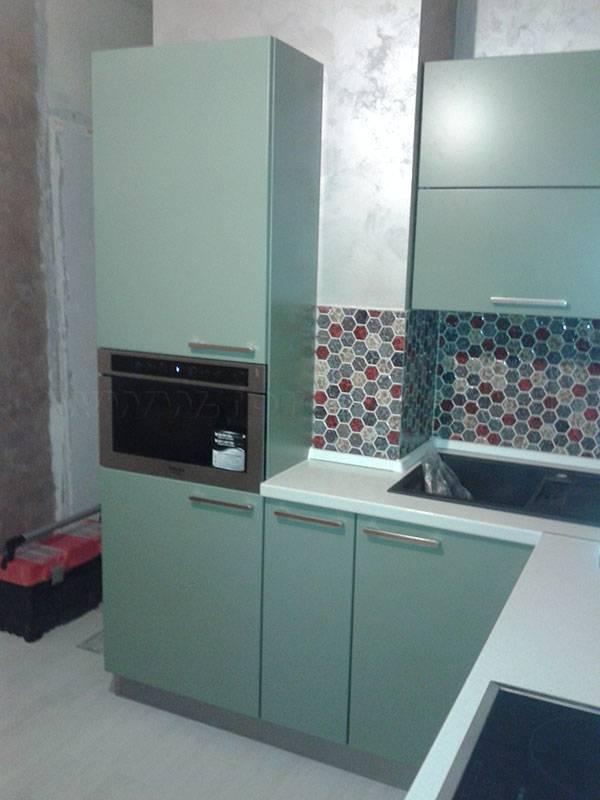 Кухня 10 кв м в доме серии п44: решение проблемы с коробом вентиляции