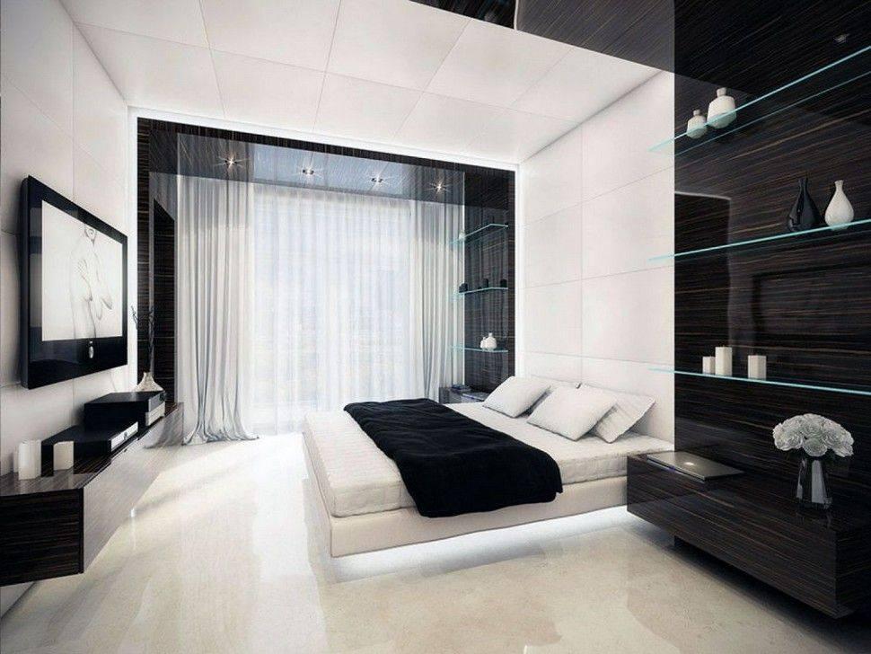 Планировка спальни - незаменимый этап дизайна? - 65 фото примеров