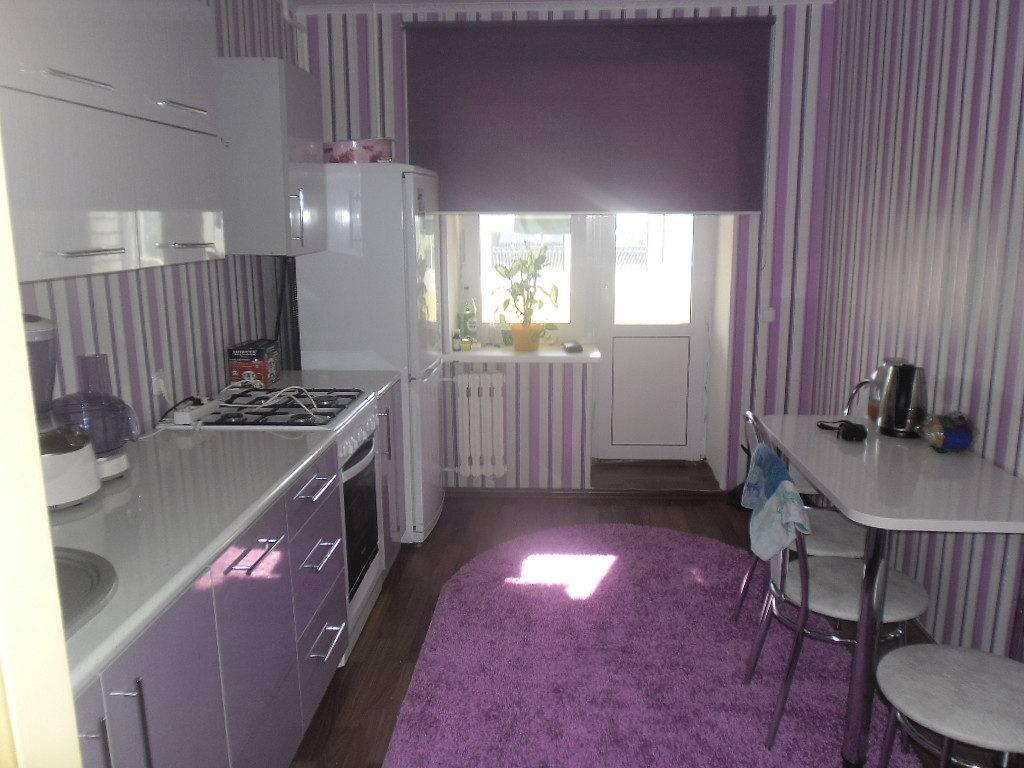 Фиолетовая кухня (82 фото): кухонные гарнитуры в бело-фиолетовых, желто-фиолетовых и других тонах в интерьере кухни