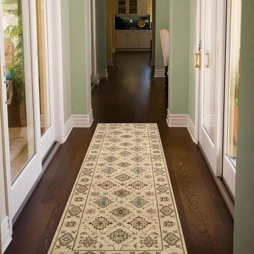 Разновидности ковров для прихожей – легкий способ украсить интерьер