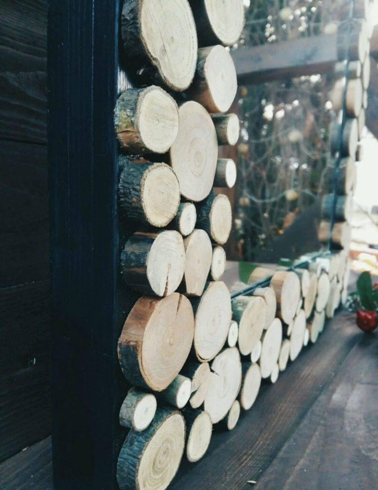 100 идей мебели из коряг, веток, пней и стволов деревьев