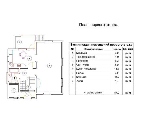 Что такое поэтажный план и экспликация квартиры, здания. где получить экспликацию квартиры и поэтажный план?