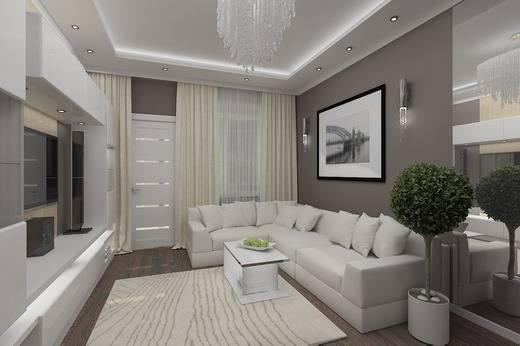 Дизайн гостиной 18 кв.м. - 80 фото интерьеров после ремонта, красивые идеи для зала