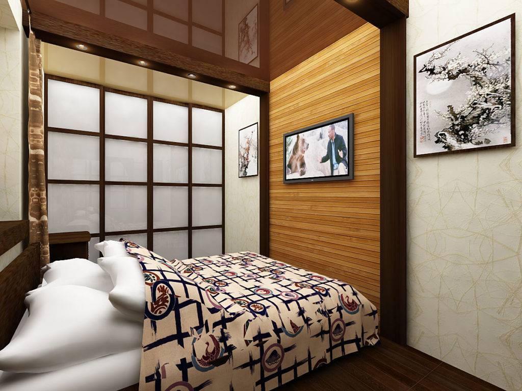 Дизайн узкой спальни | домфронт