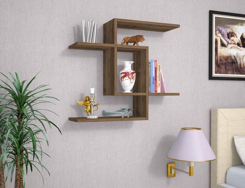 Полки на стену: фото, виды, оригинальные идеи дизайна