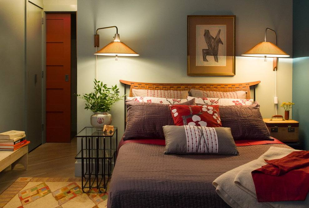 Спальни по фен-шуй: правила