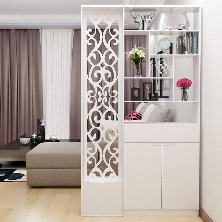 Комната с перегородкой: дизайн и варианты разделения пространства
