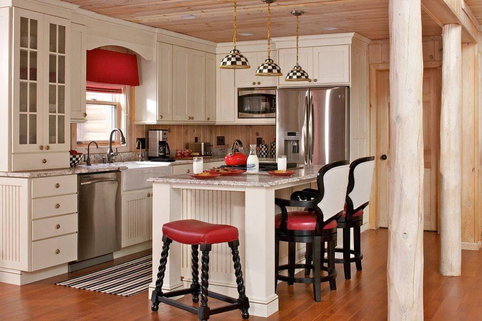 Интерьер кухни в частном доме: самые оригинальные идеи дизайна и современные новинки оформления кухни (75 фото)