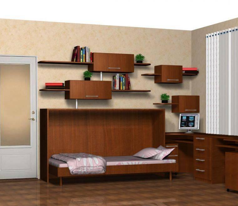 Детская кровать со столом: виды и правила выбора кровати для ребёнка с рабочей зоной