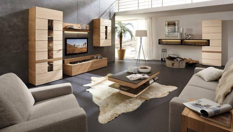 Стенка в гостиную в современном стиле: секреты правильного выбора