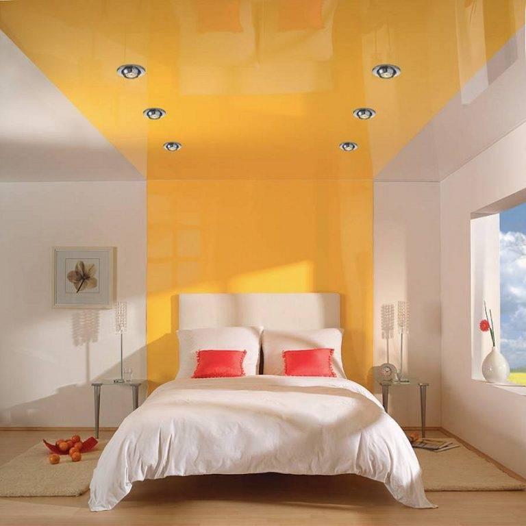 Спальня в желтых тонах: особенности интерьера в жёлтых тонах, использование жёлтого в дизайне спальни с фото.