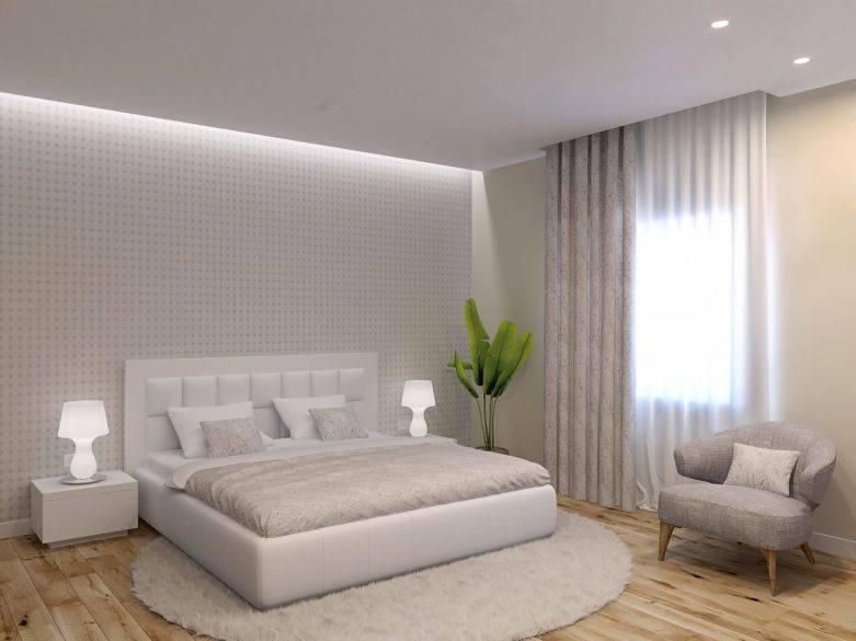 Какие обои выбрать для спальни? обзор лучших новинок дизайна 2020 года