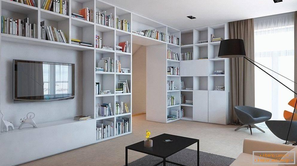 Северная комната: выбор цвета для дизайна интерьера, обои, мебель