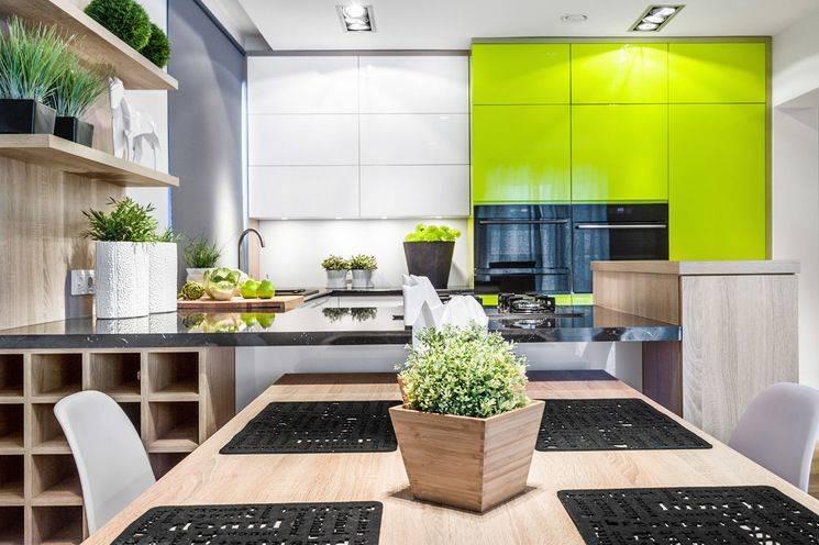 Модная кухня: топ-10 трендов 2020 года