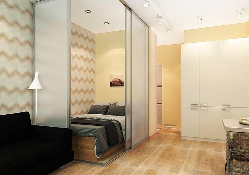 Дизайн спальни 17 кв. м (57 фото): зонирование спальни-гостиной, планировка пространства в прямоугольной комнате, дизайн-проект спальни в современном стиле