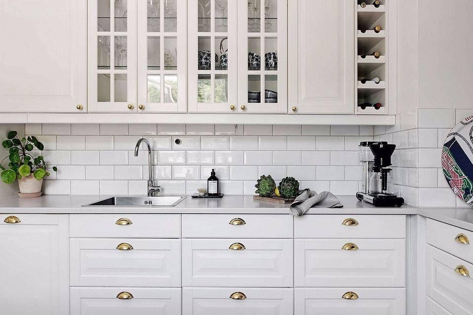 Актуальные советы по подбору плитки кабанчик на фартук кухни