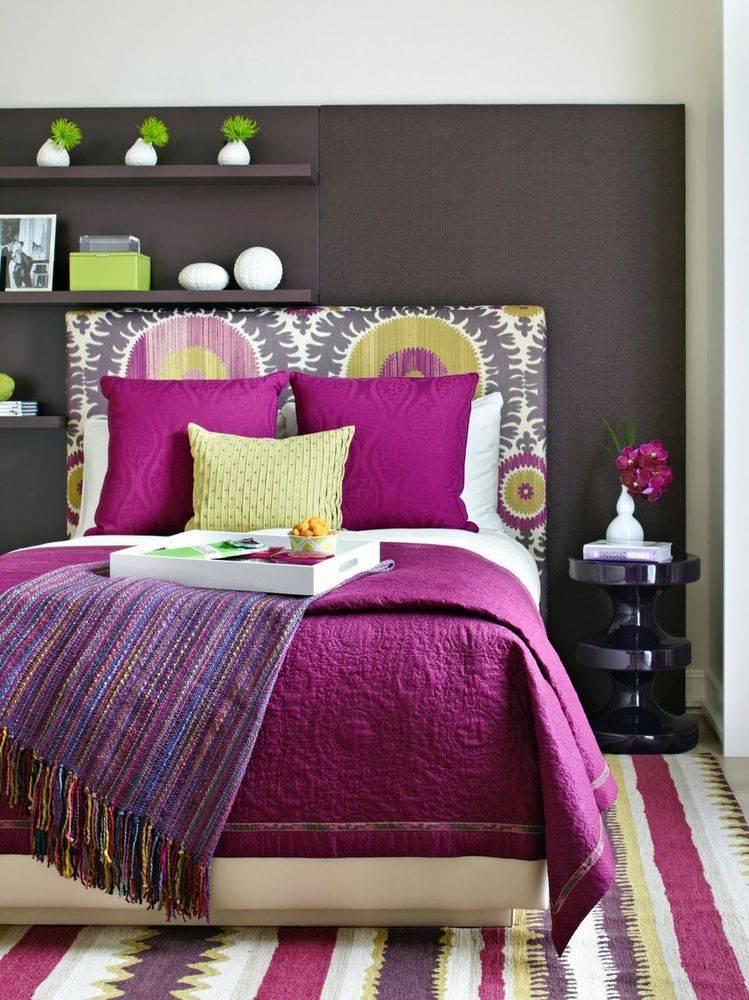 Цвет штор в спальню - 150 фото лучших идей по сочетанию цвета штор