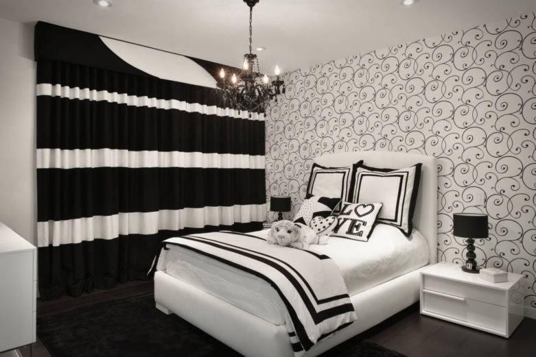 Черная спальня – советы по оформлению и отделочным материалам. 125 фото популярных комбинаций